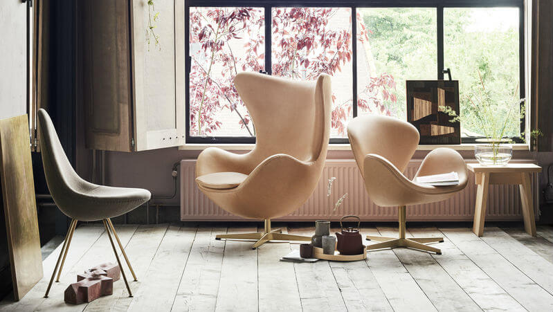 3.12~ A FRITZ HANSEN 60TH ANNIVERSARY COLLECTION