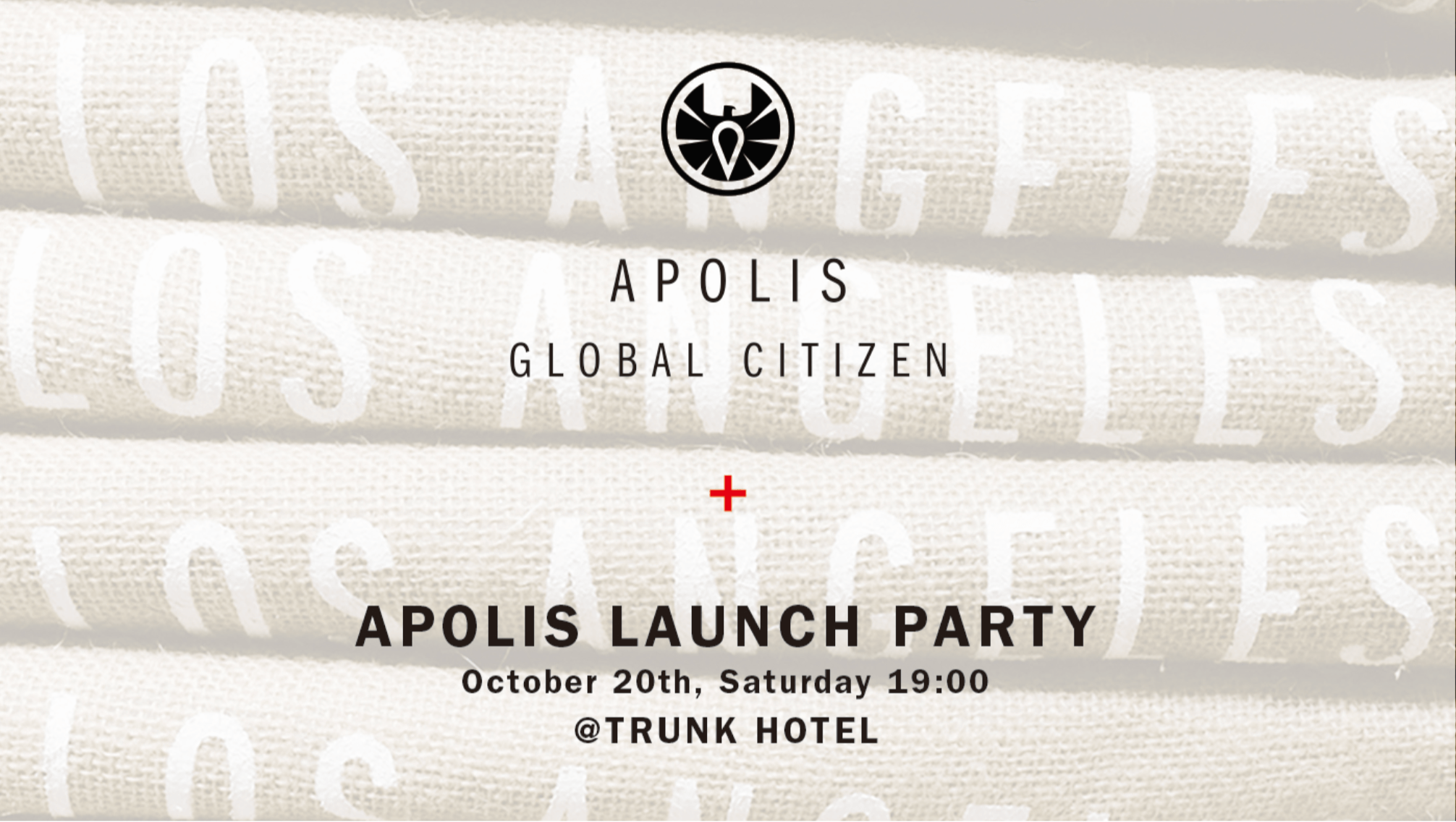 APOLIS LAUNCH PARTY