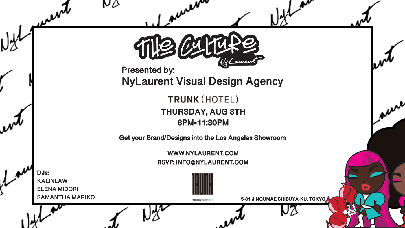The Culture: NYLaurent Visual Design Agency