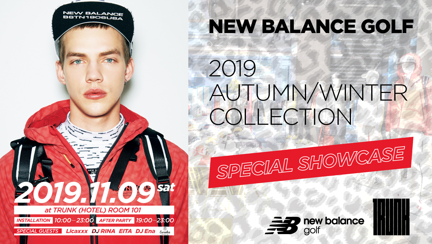 new balance golf Special showcase
