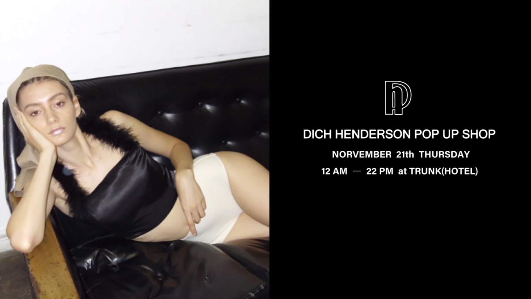 DICH HENDERSON POPUP